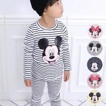 닐스의모험 디즈니 실내복 유아용 상하세트