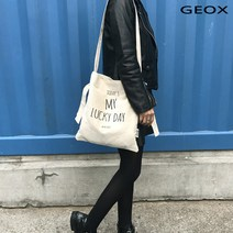 GEOX LUCKY ECOBAG 럭키 에코백